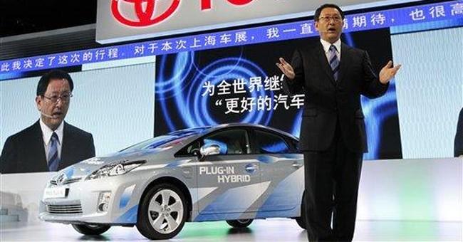Automakers unveil ambitious China expansion plans