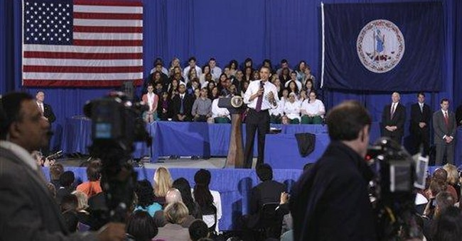 Obama's pulpit is bully, but GOP keeps charging