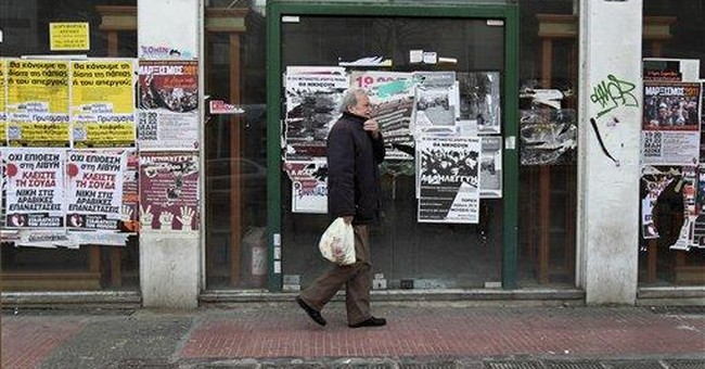 Greece 2010 deficit bigger than forecast