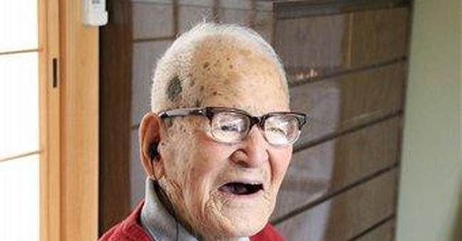 World's newest oldest man turns 114 in Japan
