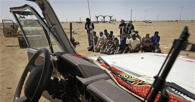 Libya rebels raise concern about Islamic extremism