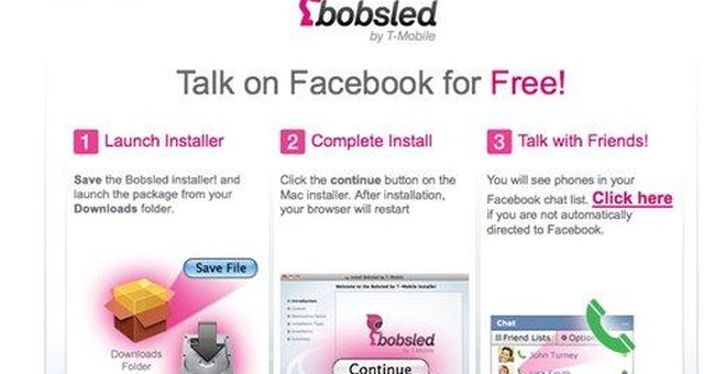 T-Mobile enables voice calls to Facebook friends