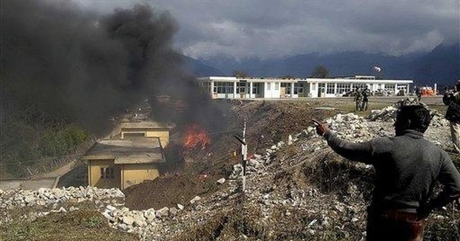 Helicopter crashes in northeast India, killing 17