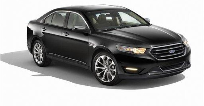 Ford introduces new, more efficient Taurus