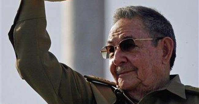 Raul Castro named 1st secretary of Communist party