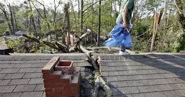Obama declares parts of North Carolina a disaster