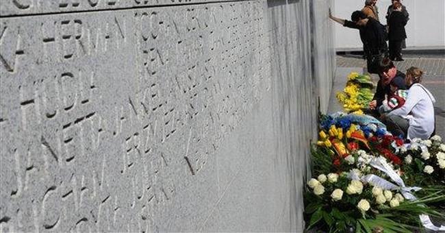 Survivors, officials remember Warsaw Ghetto revolt