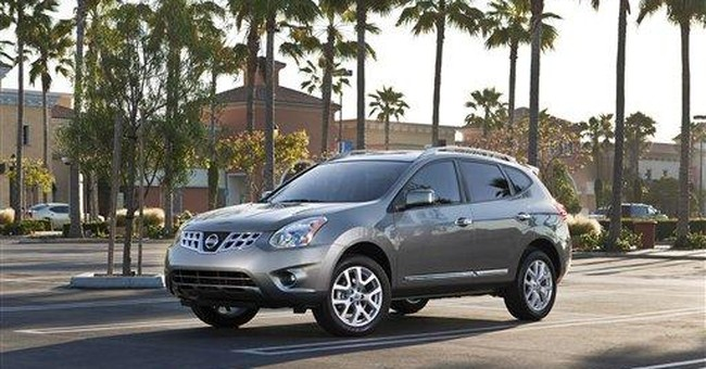 Nissan tames the Rogue