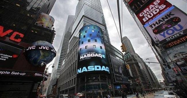 Nasdaq OMX Group 1Q net income climbs 71 pct