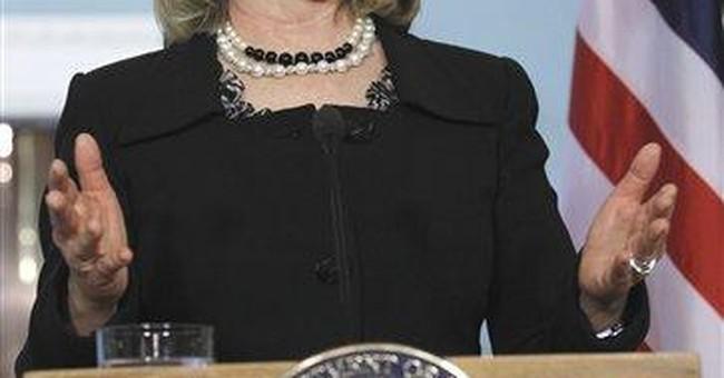 Clinton condemns Syrian violence
