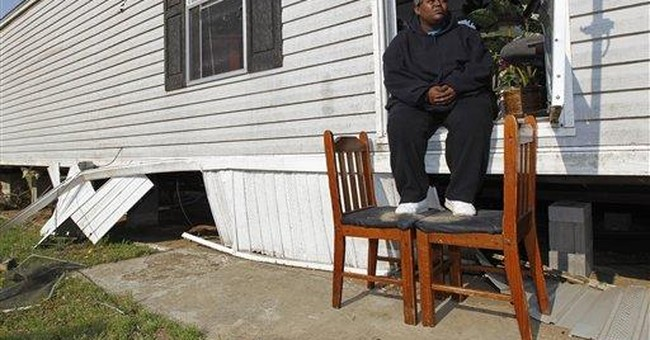 Poor who lost all in NC tornadoes face hard future