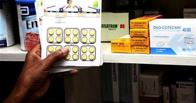 AP Exclusive: Millions in malaria drugs stolen