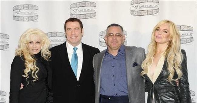Lindsay Lohan to play Junior Gotti's wife