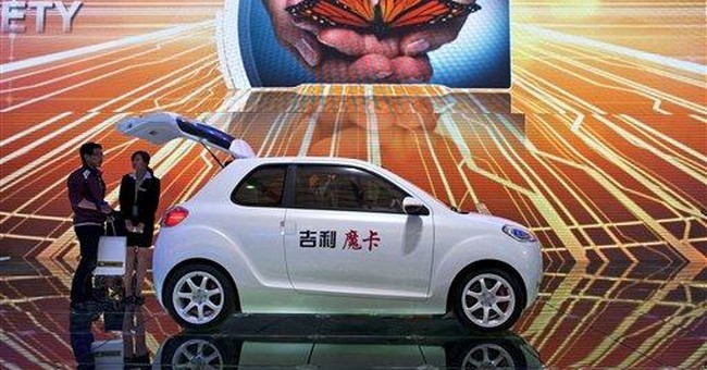 China's electric car tactics rattle automakers