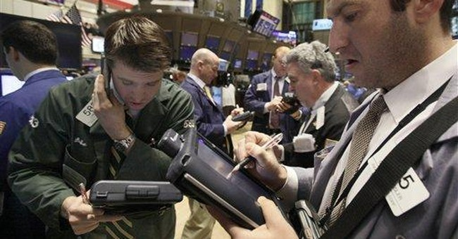 Blue chip earnings push stock indexes higher