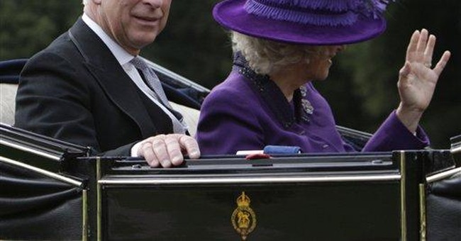 Prince Charles sets record for being next in line