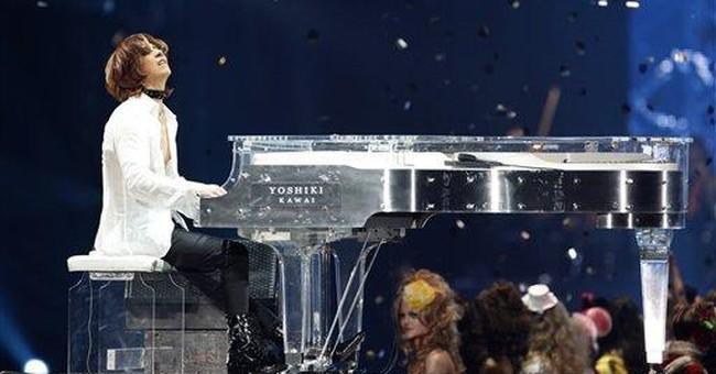 Tsunami auction gets $73 million bid for piano
