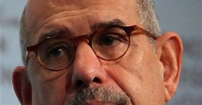 ElBaradei suggests war crimes probe of Bush team