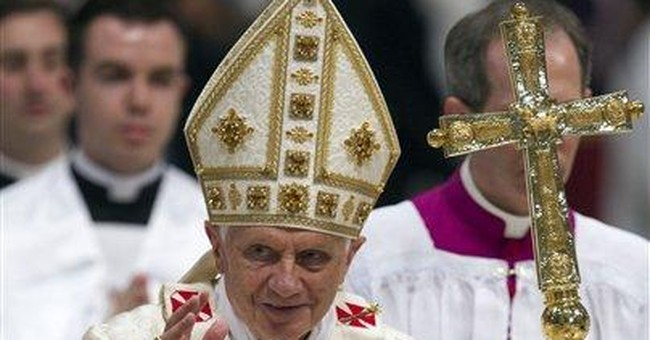 Pope to call space station in papal first