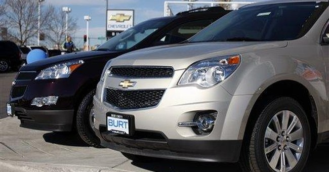 GM likely to retake No. 1 sales spot from Toyota