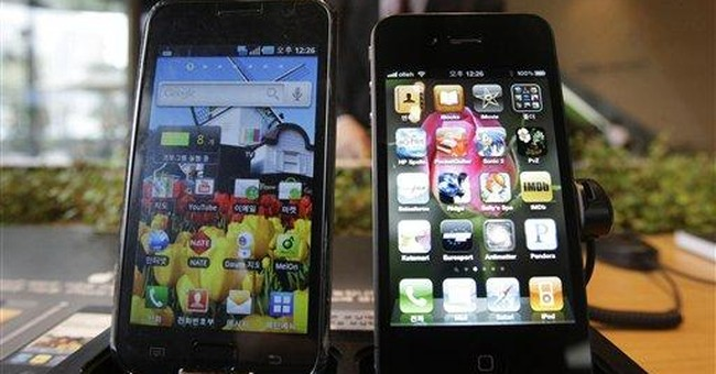 Samsung files lawsuits against Apple