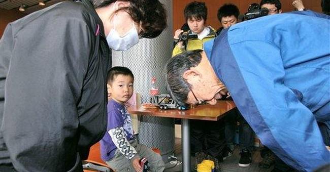 Japan plans disaster budget, building 100K homes