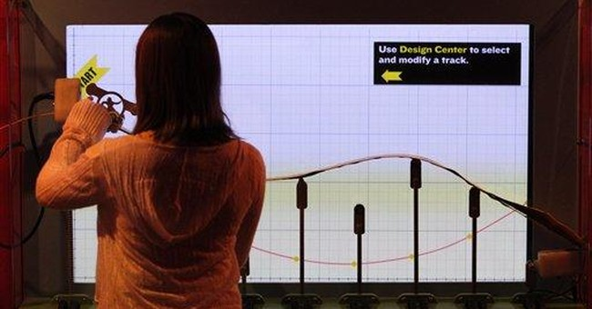 NY MoMath museum aims to add to math appreciation