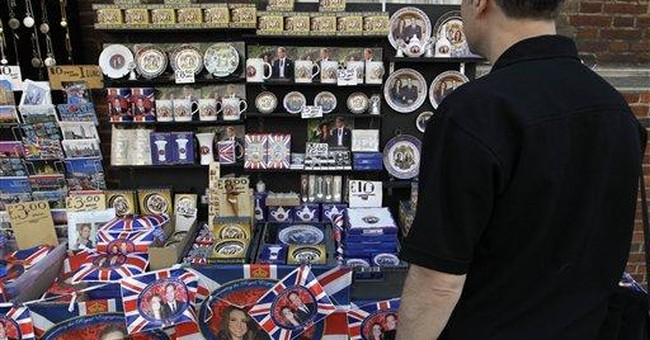 Beckham, Elton, Mr. Bean to attend royal wedding