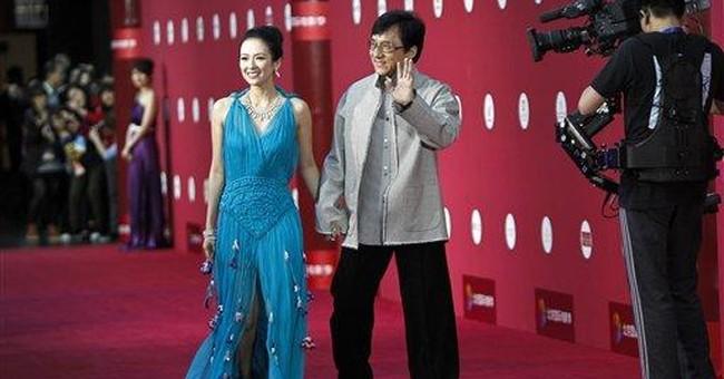 Chan, Zhang usher in 1st Beijing Film Festival