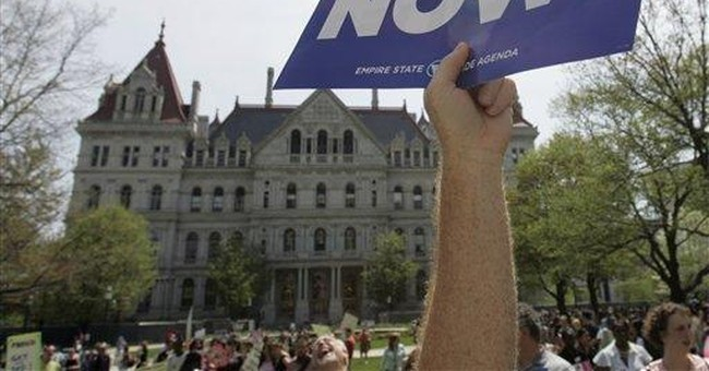Renewed fight for gay marriage in NY hits suburbs