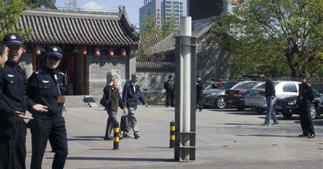 Beijing detains illegal church members on Easter