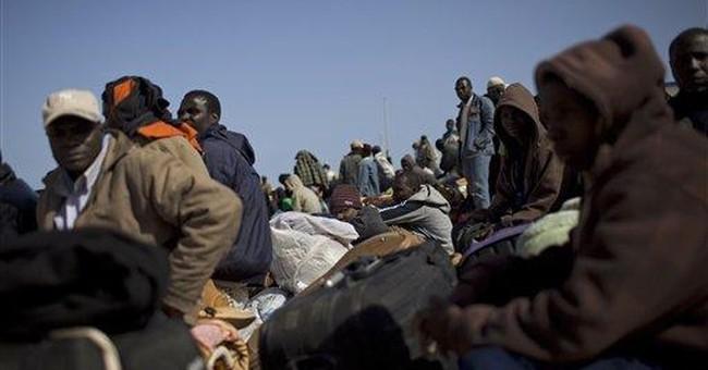 Graham: Bomb Gadhafi's inner circle, end stalemate