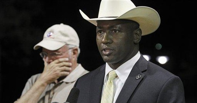 Texas sheriff: Deputy killed; suspect shot dead