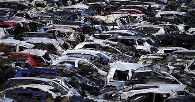 Toyota car production plummets after tsunami