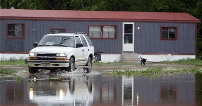 Police: Levee protecting Mo. town holds overnight
