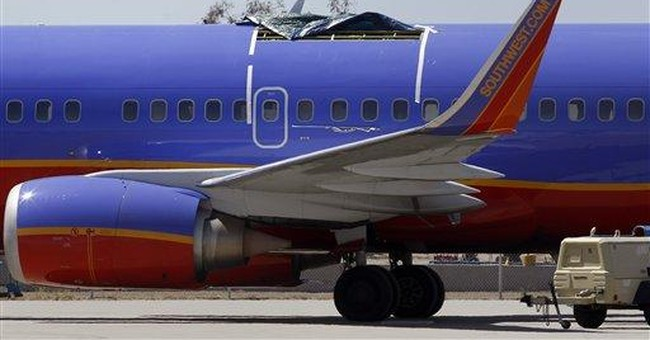 NTSB: Loose rivets found in plane with hole