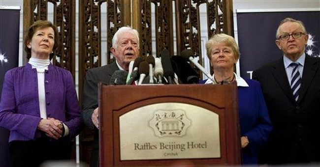 Jimmy Carter, other former leaders to visit NKorea