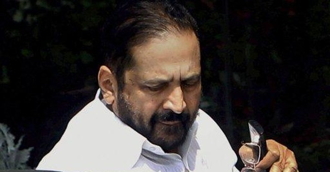 Top organizer of India's Commonwealth Games jailed