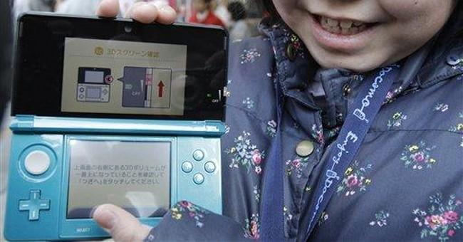 Nintendo's annual profit down 66 percent to $947M