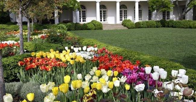Obama's Easter festivities; Afghanistan meeting