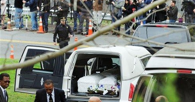 Funeral held for 3 NY kids who died in river