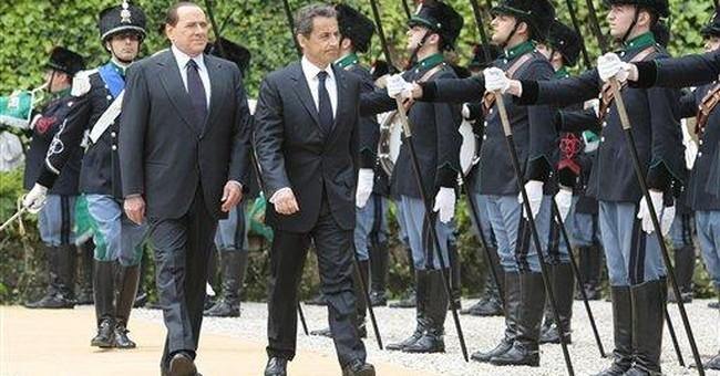 Italy, France ask EU to revise border treaty