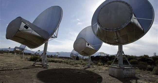 Shrinking funds pull plug on alien search devices