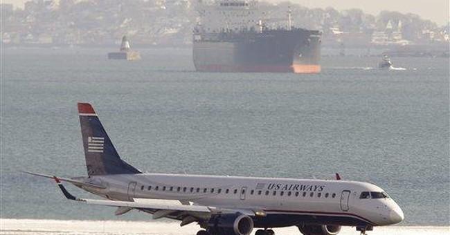 US Airways lost $114M in 1Q on bigger fuel bill