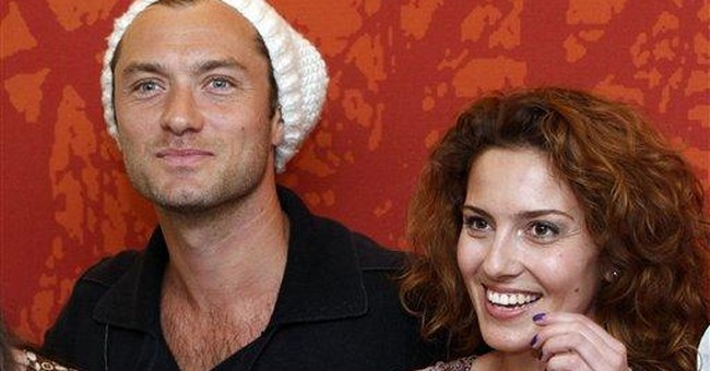 """Jude Law in Austria for """"360"""" film shoot"""