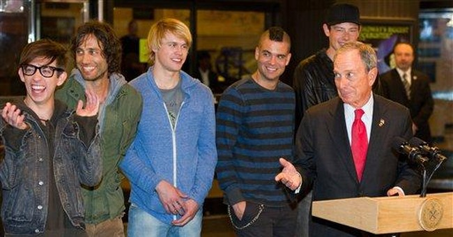 Cast of 'Glee' gets New York welcome from mayor