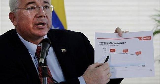 Venezuela imposes tax on windfall oil prices