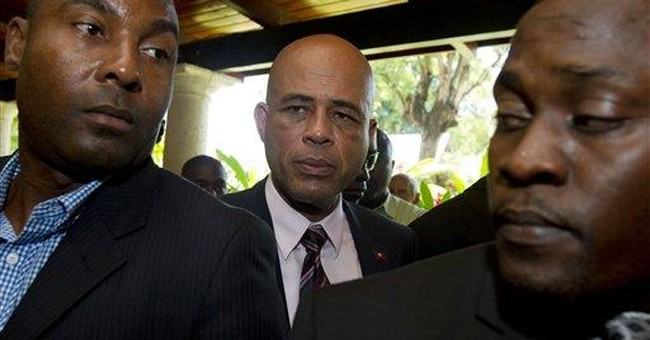 Haiti's Martelly seeks new taxes to help schools