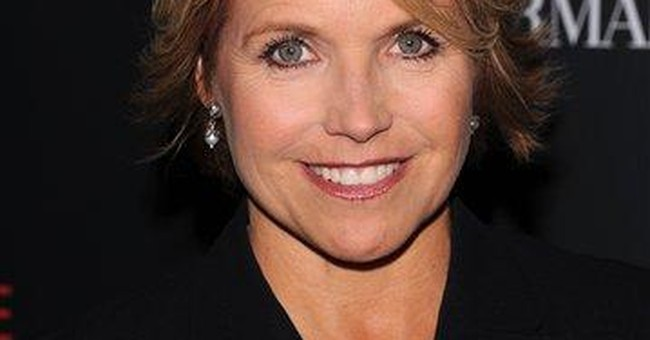 Couric confirms she's leaving 'CBS Evening News'