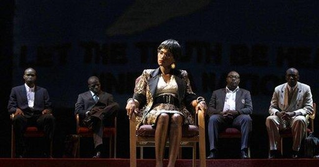 New opera tells Winnie Madikizela-Mandela's story